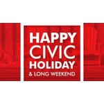 Civic Holiday: планы на лонг-уикэнд