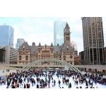 Бесплатные открытые катки Торонто