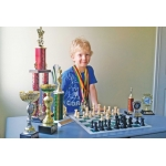 Дэниел Пугач - чемпион по шахматам
