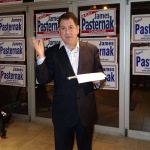Джеймс Пастернак - народный избранник
