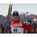 Иван Бибиков - кандидат в олимпийскую сборную Канады по лыжам
