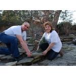 Лиза и Александр Гиндины - владельцы  ALEL Landscaping And Gardening Inс.