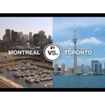 Монреаль и Торонто – соперничество равных