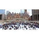 Январь в Торонто