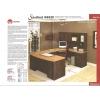 письменный стол bestar shefford 44430