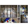 Витражи,   мозаики,   росписи стен,   дизайн-проекты